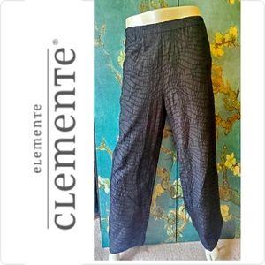 ELEMENTE CLEMENTE pants